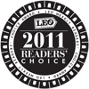 2011 LEO Readers Choice